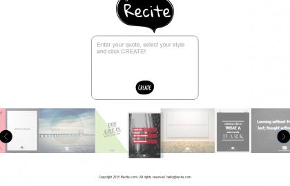 5 תוכנות לעיצוב תמונה עם משפט השראה לפוסט